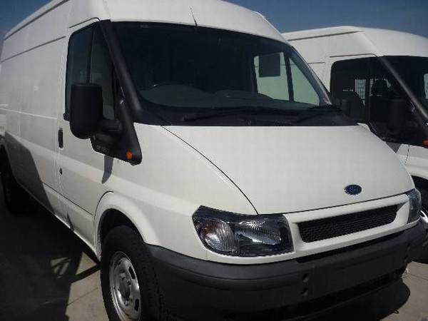 Ford Transit Van - Auto Shift Manual - Rowell & Searle Auto