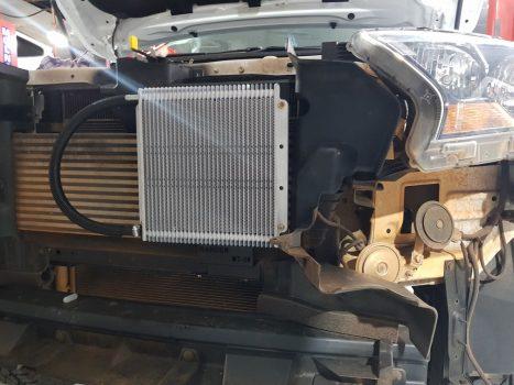 PX Ranger / Mazda BT50 Transmission Cooler for Towing & Overheating